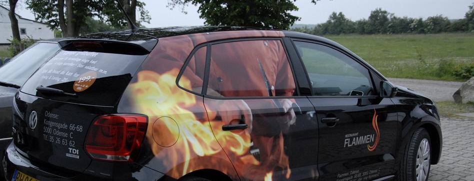Skal vi også dekorere din bil?
