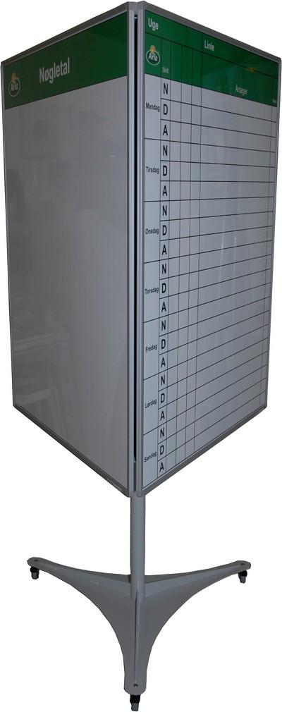 Frisk Whiteboard tavler med dit design - Dekotryk Webshop NU-62